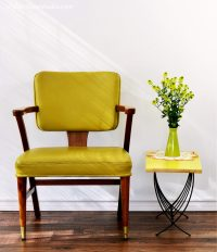 Easy DIY Side Table with Magazine Rack  DIY Furniture Studio