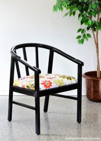 Ugly to Lovely: A Chair Makeover  DIY Furniture Studio