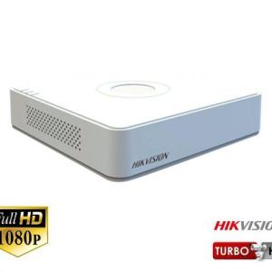 HikVision 8CH Turbo 4.0 DVR HD-TVI 1080p - DIY-Geek