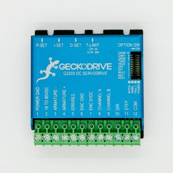 Gecko G320X Digital Servo Driver - DIY-Geek