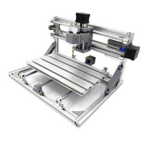 3018 3 Axis DIY CNC Router c/w 5500mW Laser Engraver - DIY-Geek