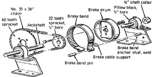 Mini Bike Torque Convertor and Engine Installation