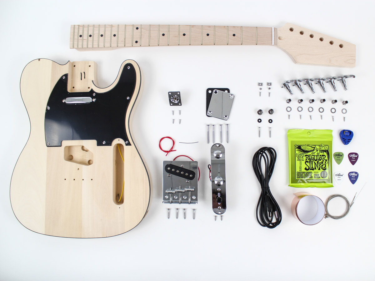 telecaster wiring diagram treble bleed flex a lite fan controller guitar kits fender