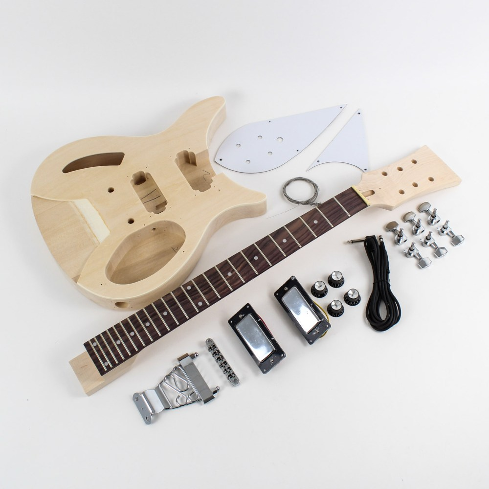 medium resolution of rickenbacker diy guitar kit