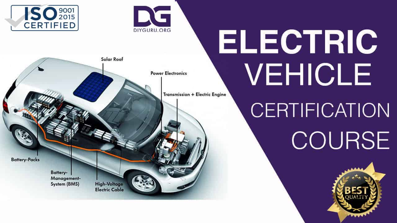 hight resolution of electric vehicle certification course workshop