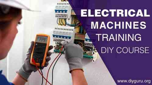 small resolution of diy electrical machines training