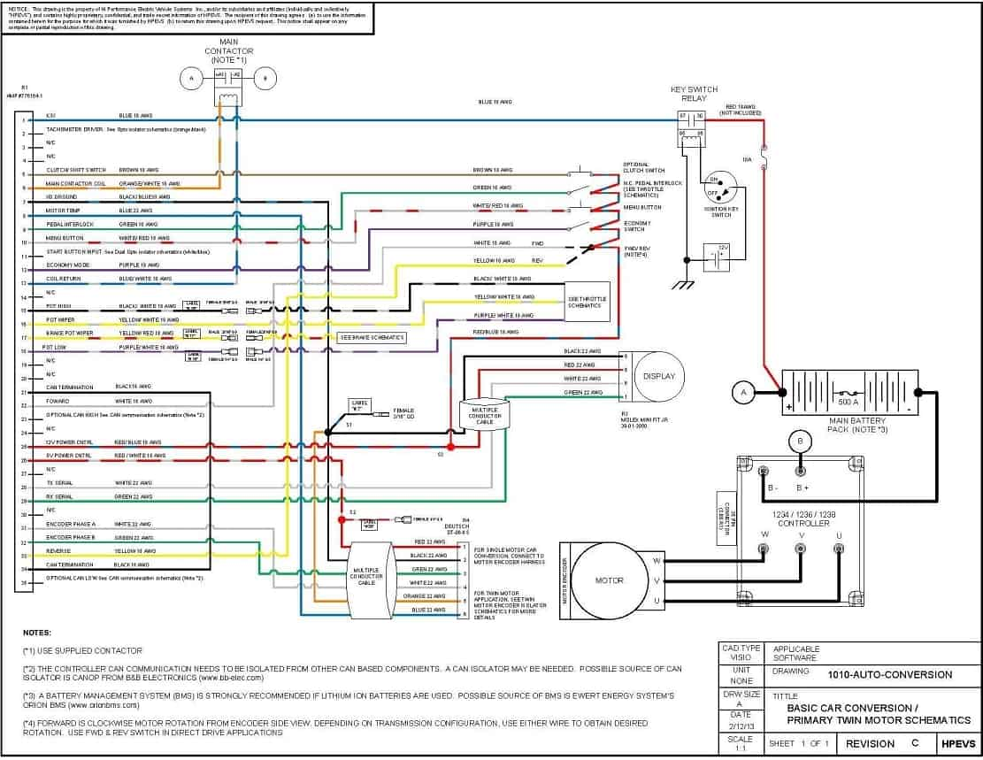 hight resolution of ev conversion schematic new electric vehicle wiring diagram