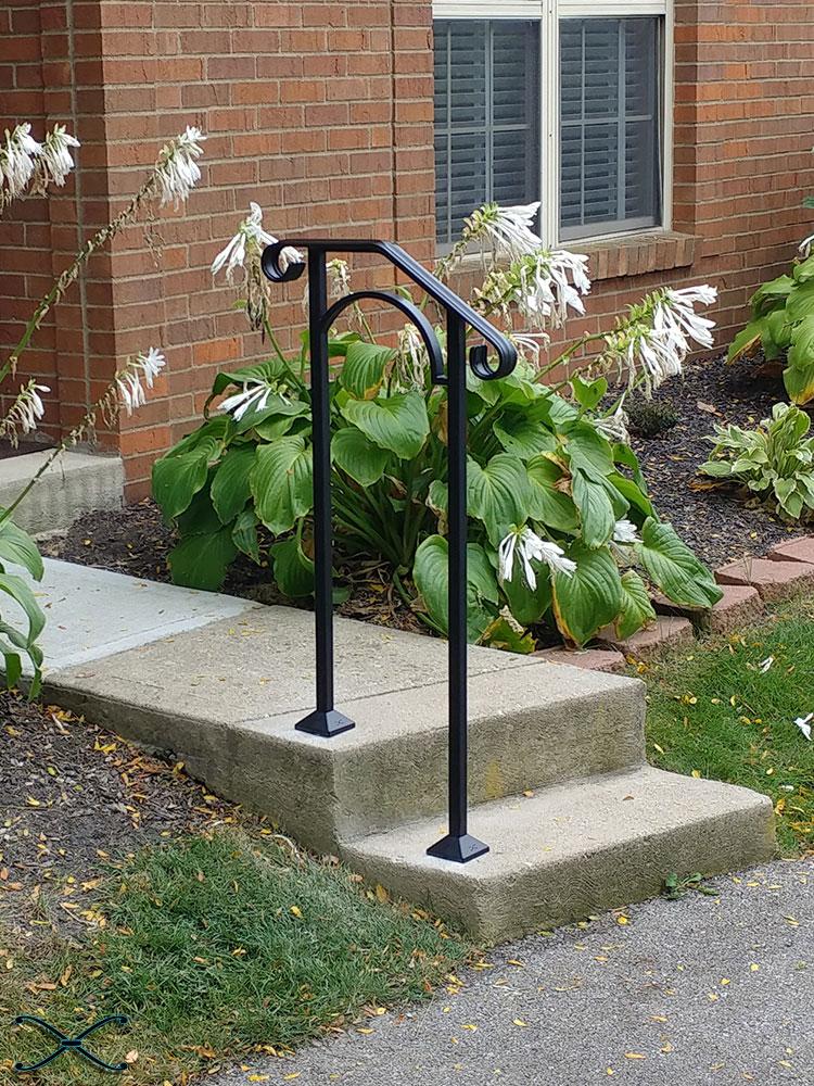 Outdoor Handrail Kit