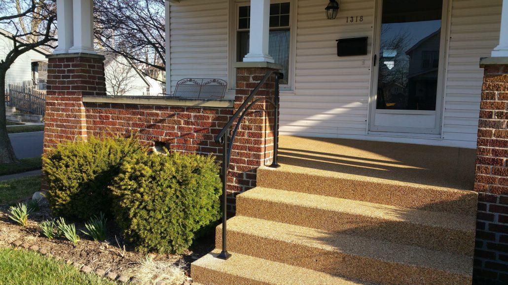 diy handrails fasteners diy
