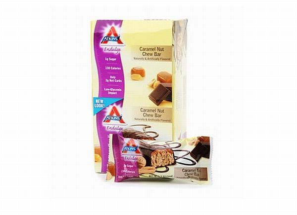 Atkins Endulge Bar, Caramel Nut Chew