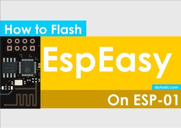 Espeasy Flash - MVlC