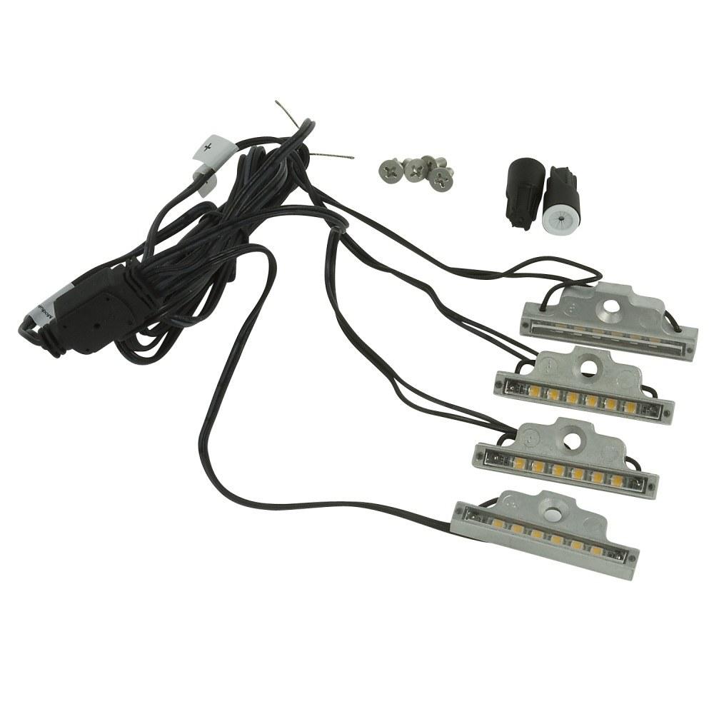 Fortress Accents Led Cap Light Kit