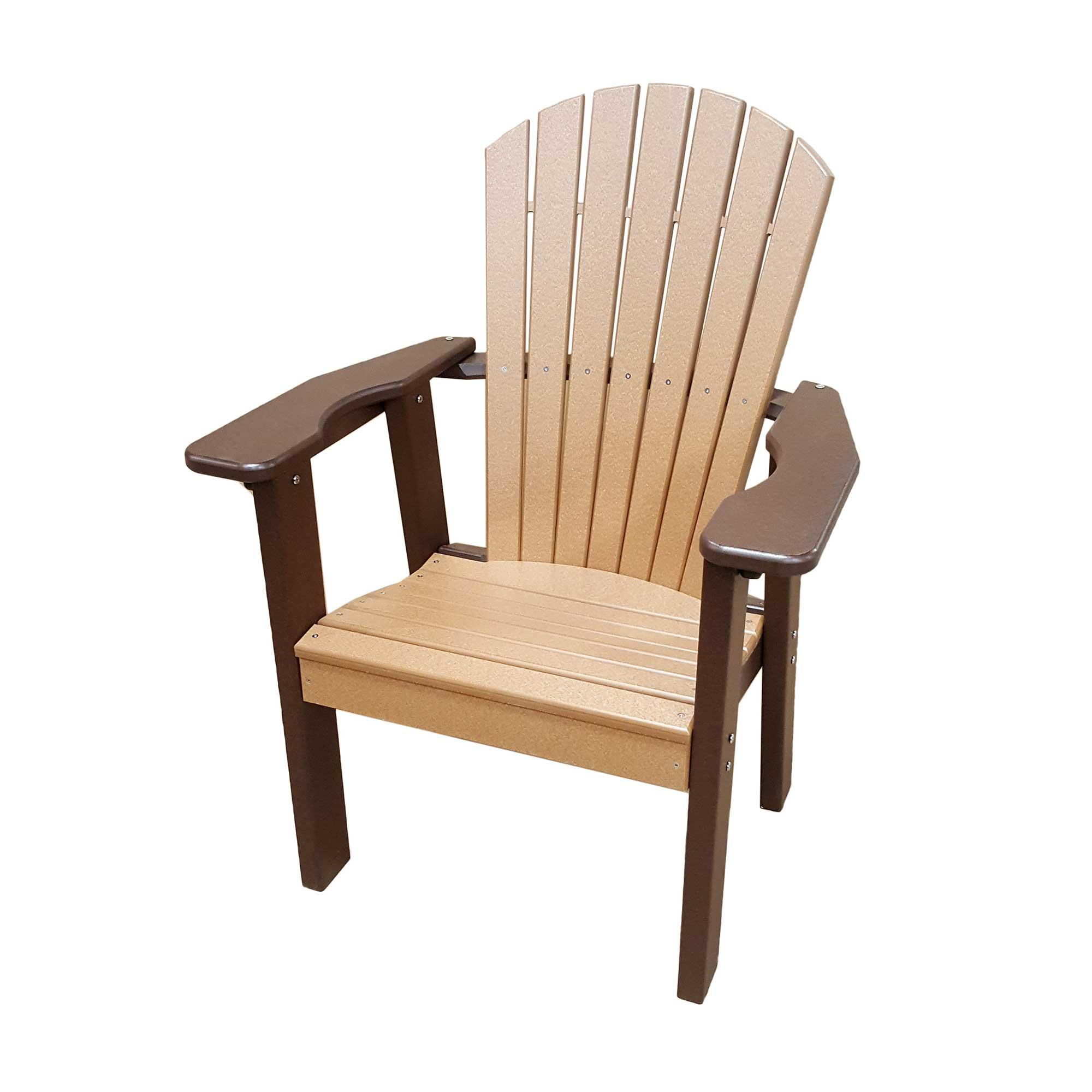 Upright Adirondack Chair  Perfect Choice Furniture