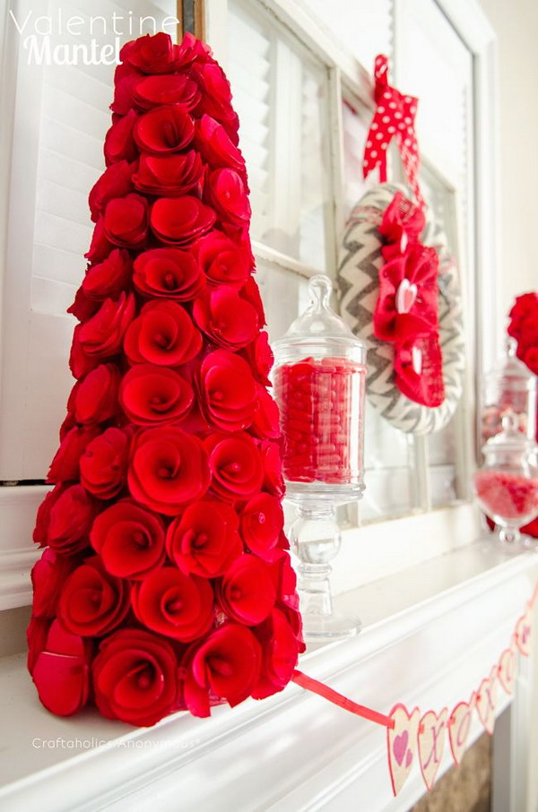 17 DIY Valentine Decorations Ideas You Can Create Easily
