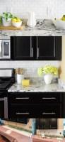 10 DIY Kitchen Backsplash Ideas   DIY Home Decor
