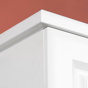 kitchen cabinets accessories manufacturer remodel home depot cornice - bullnose custom made kitchens