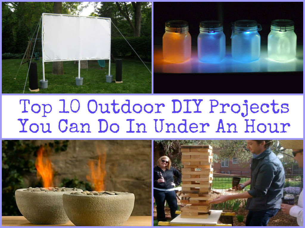 Top Five Diy Projects Electronics For You