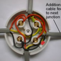 Lighting Wiring Diagram Junction Box 2003 Bmw X5 Radio Light J Data One Way Outdoor