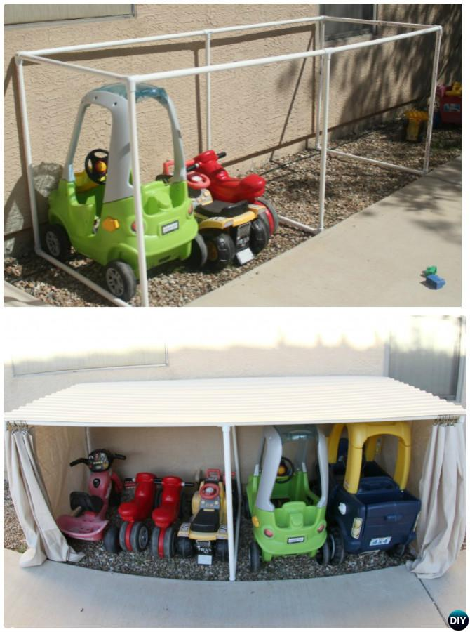 20 PVC Pipe DIY Projects For Kids Fun