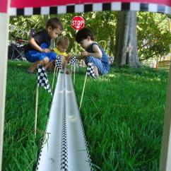 Personalized Camping Chairs Top Desk 20 Pvc Pipe Diy Projects For Kids Fun