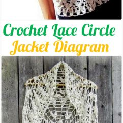 Crochet Doily Patterns With Diagram 3 Phase 220v Wiring Lace Great Installation Of Diy Circular Vest Sweater Jacket Free Magic Diagrams Square