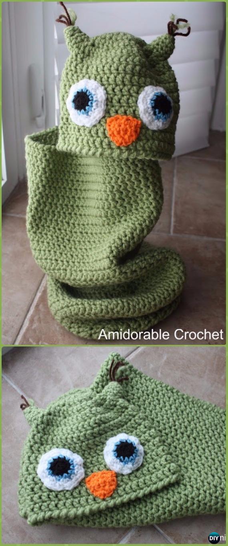 Crochet Snuggle Sack  Cocoon Free Patterns  Tutorials
