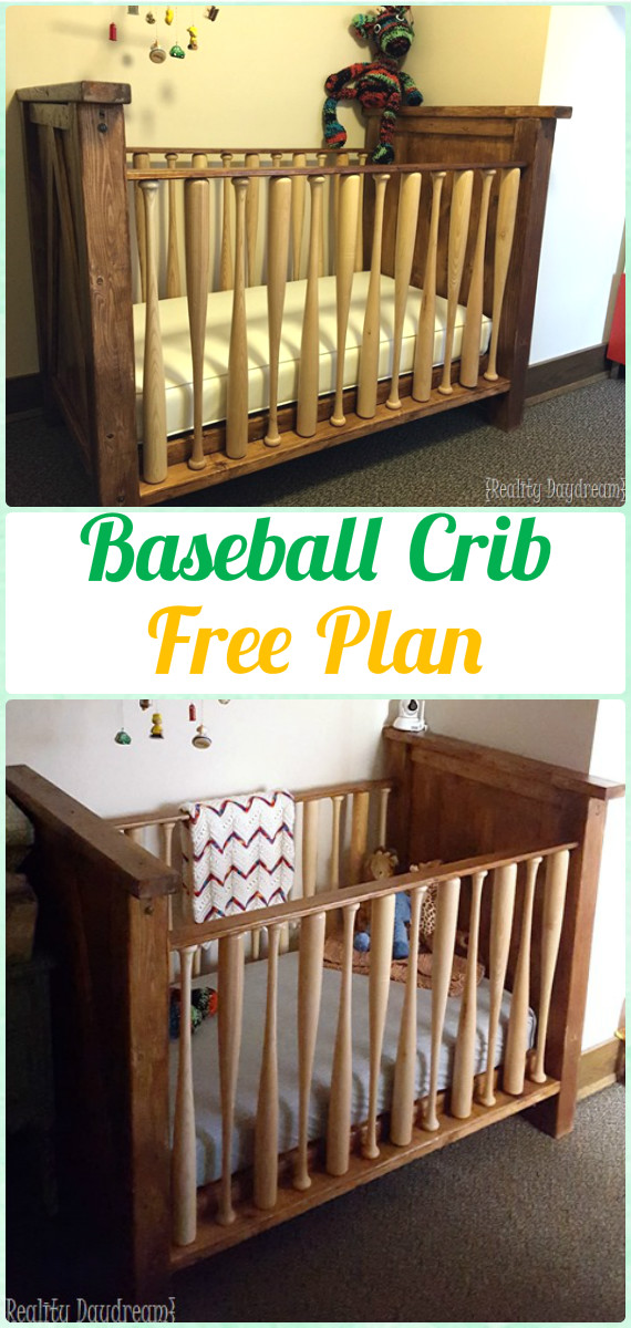 DIY Baby Crib Projects Free Plans Amp Instructions