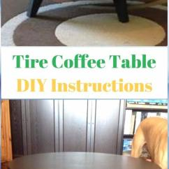 Rocking Chair And Ottoman Set Foam For Chairs Australia Diy Recycled Old Tire Furniture Ideas & Projects Home