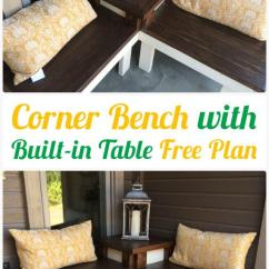 Corner Lounge Chair Meditation Posture Diy Outdoor Patio Furniture Ideas Free Plan [picture Instructions]