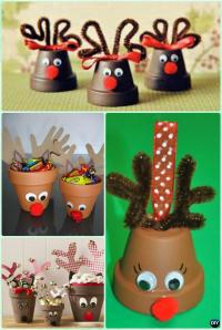 Clay Pot Decoration Ideas - Home Decorating Ideas