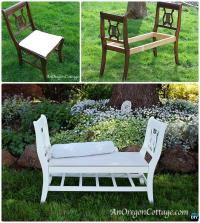 DIY Repurposed Chair Craft Ideas Projects [Picture ...