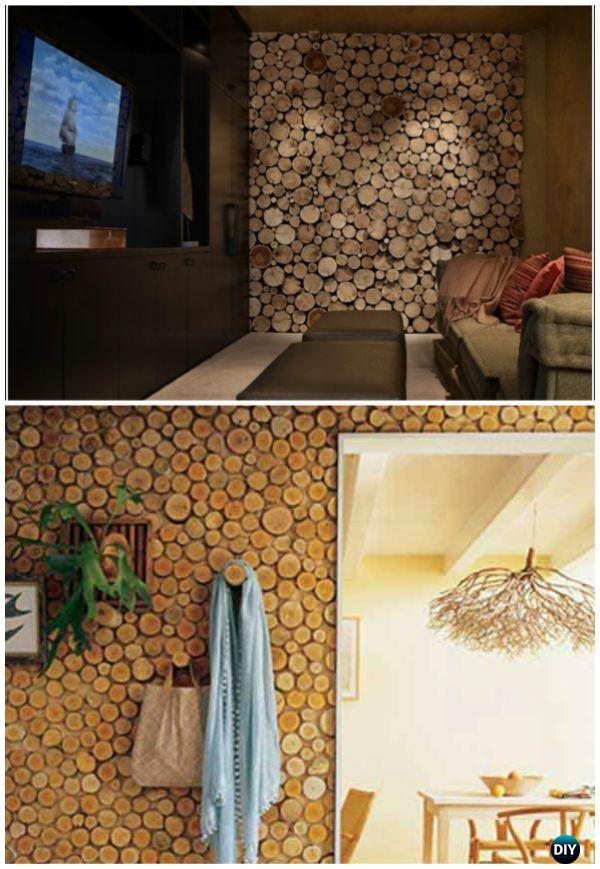 Wood Logs and Stumps DIY Ideas Projects  Furniture