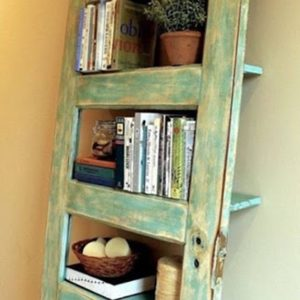 Unexpected Ways To Re Purpose Old Doors Into New Furniture