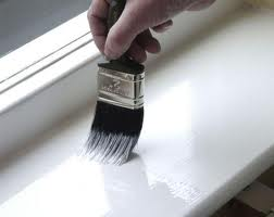 How to Paint Woodwork