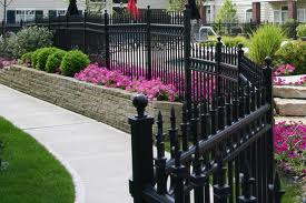 Types of Metal Fence