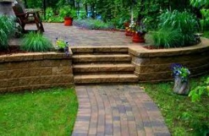 Building Your Own Paths and Patios
