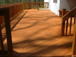 Deck Refinishing and Deck Stain