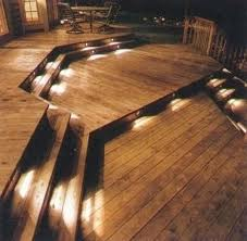 Decking Ideas - Lighting for Your Deck