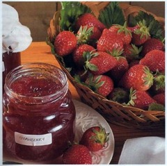 delicious homemade strawberry jam