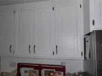 DIY Kitchen Cabinet Makeover - DIY Inspired