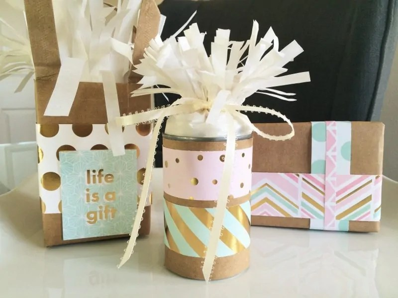 Three Clever DIY Upcycled Packaging Ideas DIY Inspired