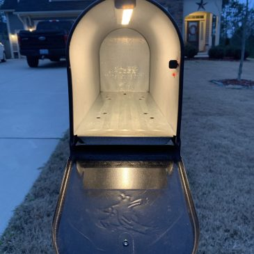 LED Mailbox Light – Get a Mailbox Light