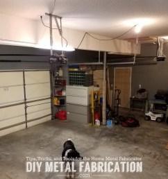 diy how to install led garage lighting diy metal fabrication com wiring led garage lights wiring led garage lights [ 1280 x 960 Pixel ]
