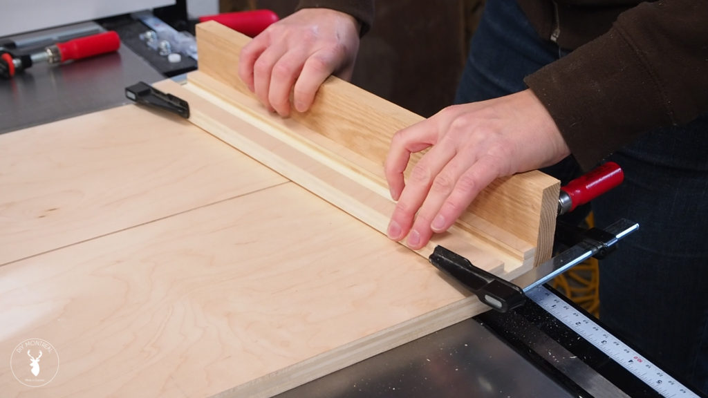 5 Cut Method For Table Saw