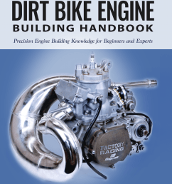 the two stroke dirt bike engine building handbook [ 1024 x 1350 Pixel ]