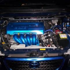 91 S10 Radio Wiring Diagram State For Washing Machine Intake Manifold Painting 1zz Fe Only Toyota Corolla Diy