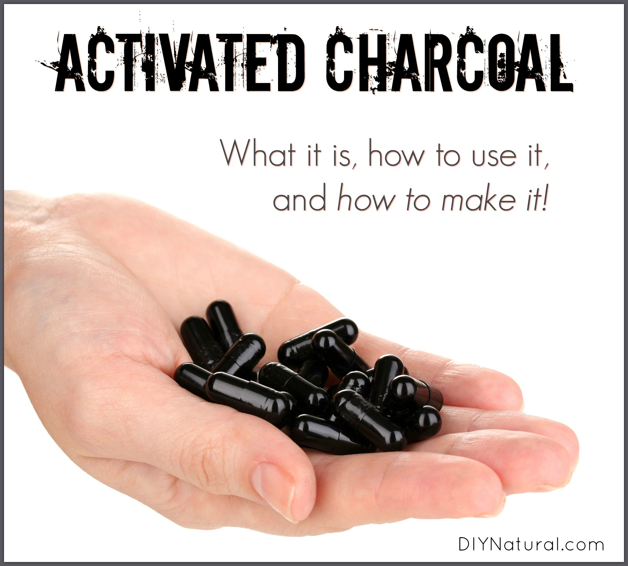 Activated Charcoal Uses: What Is It and How Is It Useful?