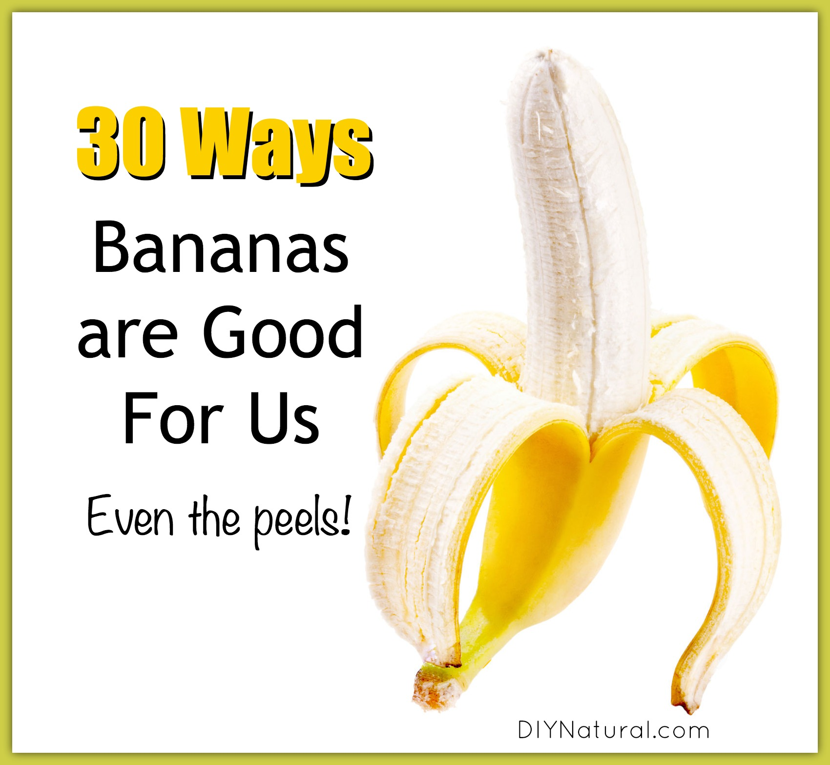 Are Bananas Good For You Yes 30 Benefits of Bananas