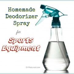 Natural Sofa Deodorizer Beds Gumtree Brisbane Spray For Sport Equipment Homemade