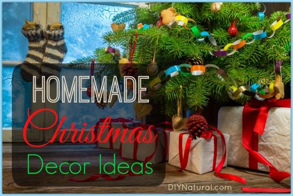 Homemade Christmas Decoration DIY